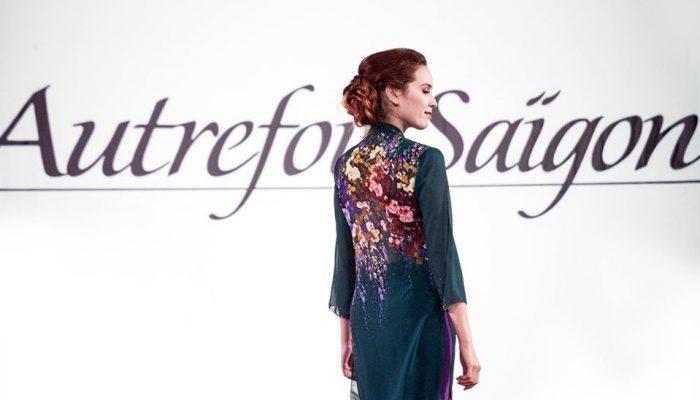 Autrefois Saïgon robe de dos 2020