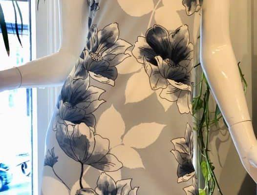 Autrefois Saigon robe fleurie 2020