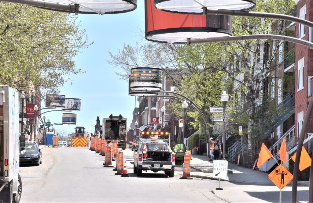 Travaux 2020 avenue Cartier