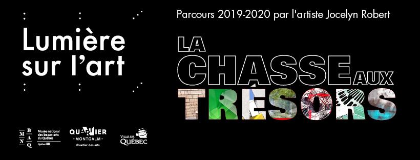 Affiche La Chasse aux trésors 2019-2020
