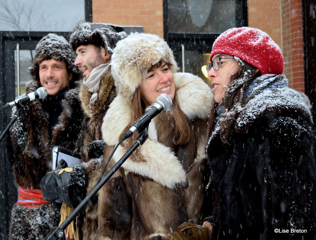 Quatuor Yule chantant