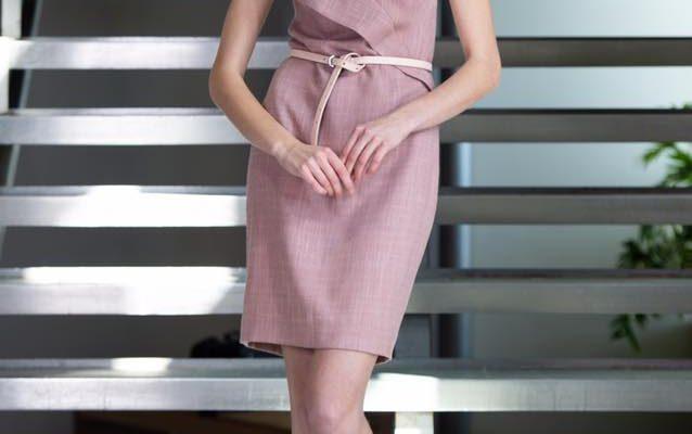 Muse robe rose 2020